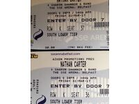 Tickets Nathan Carter and Sharon Shannon Band