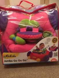 Pink jumbo go go