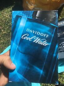 Cool water aftershave £7