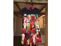 Ted Baker Dress Age 9 yrs