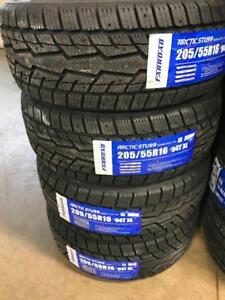 New 205/55R16 XL winter tires.Blow out sale! 205 55 16