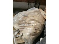 £5 knauf Earthwool loft Insulation 15 sqm maybe more