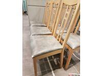 Ikea ARON Dining Chairs x 6