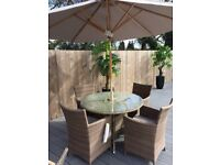 *BRAND NEW* patio sets(complete)