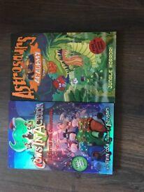 Steve Cole books