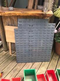 Racking/storage bins