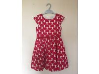 Girls dresses age 8-10. Excellent condition .Debenhamd, Matalan, George , others to follow too .