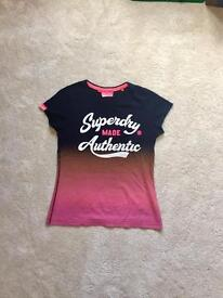 Superdry t-shirt (new)