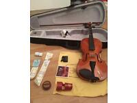 Student Violin - job lot and immaculate condition.