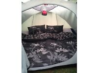 Camping equipment I have for sale a trailer,12 man tent and everything you need to camp with.