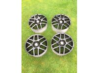 Mk4 golf gti wheels black