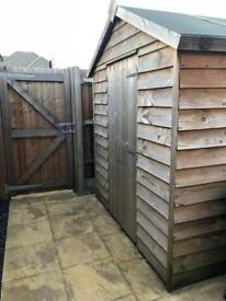 6x8 shed for sale.