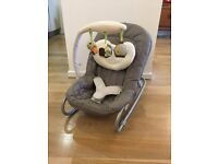 Chicco Mia Rocker Chick to Chick for 0-6 Months
