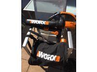 Worx WG501E blower vac