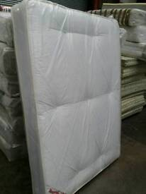 DOUBLE TUFTED ORTHOPAEDIC MATTRESS. FREE DELIVERY