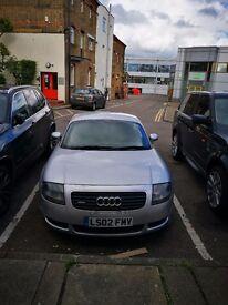 Audi TT BAM version 225
