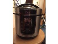 Brand new (no box)Pressure King pro 3litre cooker/slow cooker