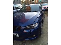BMW 325D COUPE MSPORT AUTOMATIC DIESEL SALVAGE E92 320D 330D 320i 325i 330i