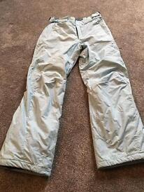Ladies ski trousers