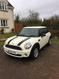 Pepperwhite 1.4 Petrol Mini One Hatch 2009