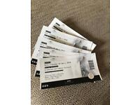 5 x Exeter horse race tickets 24/04