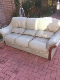 Free 3 seater sofa