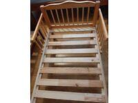 Toddler/Junior bed for sale in Bridge of Don