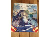 DC comics encyclopaedia