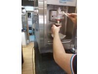 Taylor 152 ice cream machine £2300