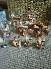 Regency fine arts teddybear collection joblot