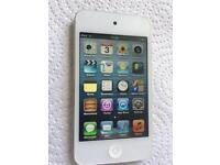 Apple iPod touch 4th generation 32gb white.