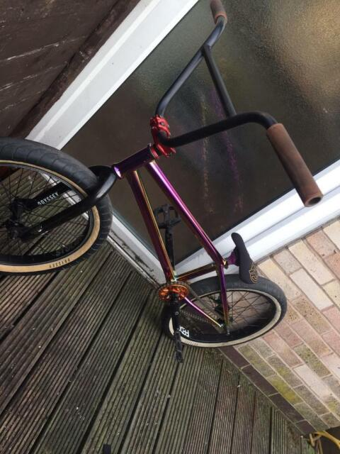 Custom bmx for sale | in Leicester, Leicestershire | Gumtree