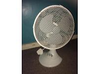 2 speed electric fan