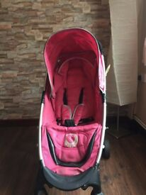 Baby carriages and accessories