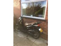 Wk 300 scooter £995 Ono