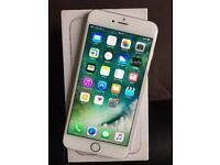 iPhone 6S Plus 02 / Giffgaff / Tesco silver 16GB