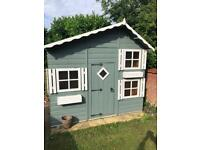 Shires two story playhouse