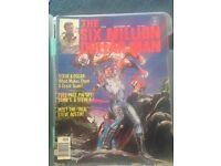 Six million dollar man comic 1976