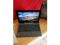 Asus T100 Tablet / Laptop + Box - Great Condition Windows 8.1/10 Upgrade + 64gb SD Card !