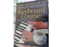 The Complete Beginners Keyboard Course