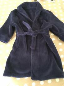 Toddler mothercare dressing gown 1-1.5yrs