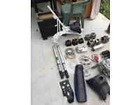 Job lot pitbike parts