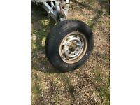 Trailer Tyre wheel for sale - ifor Williams trailers horse boxes universal