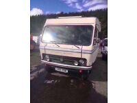 Hymer-Mobil campervan