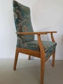 Parker Knoll High Back Chair