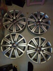 5x112 vw alloys