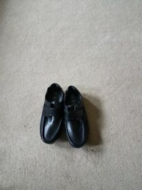 Boys brand new M&S school shoes (size 13)