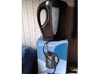 Basics Plastic Kettle 1.5L - Black