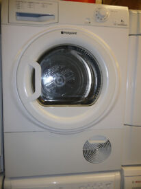Hotpoint Experience Condenser Dryer - 8 KG load Capacity