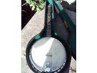 John grey supremus 5 string banjo circa 1932